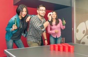 Reglas de Beer Pong