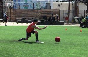 Reglas de kickball