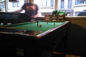 reglas del billar de bar