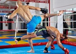 Reglas de kickboxing